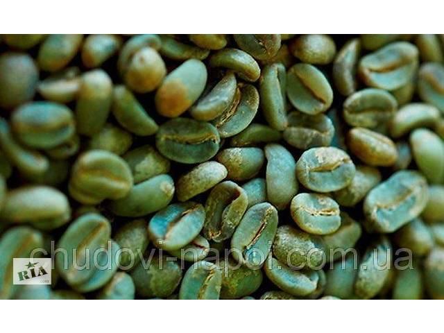 Кофе зеленый в зернах Арабика Бразилия Fine Cup