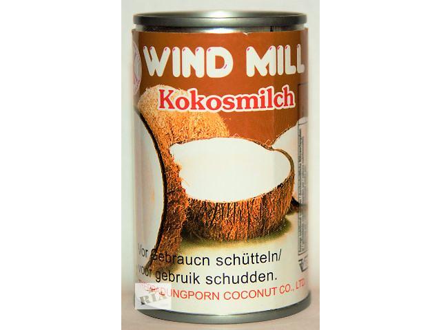 продам Кокосовое молоко 15% 165 мл бу в Киеве