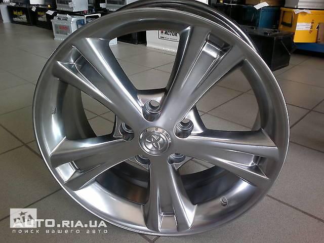 бу Колесные диски для Toyota Rav 4 в Харькове