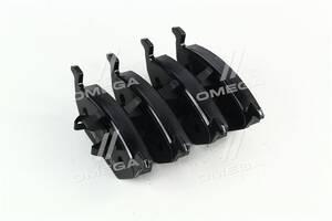 Колодка тормозная дисковая передняя AUDI A3, SEAT CORDOBA, SKODA, VW (пр-во REMSA)
