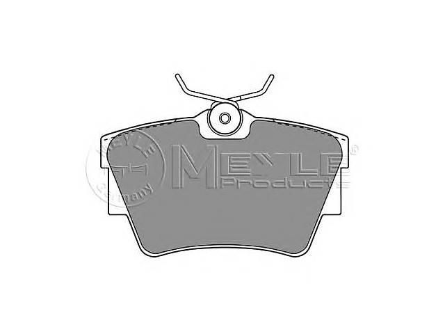 Колодки тормозные (задние) Renault Trafic/Opel Vivaro 01-- объявление о продаже  в Луцке