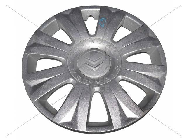 бу Б/у Колпак колесный R15 CITROEN C3 02-09  9654027680 в Харькове