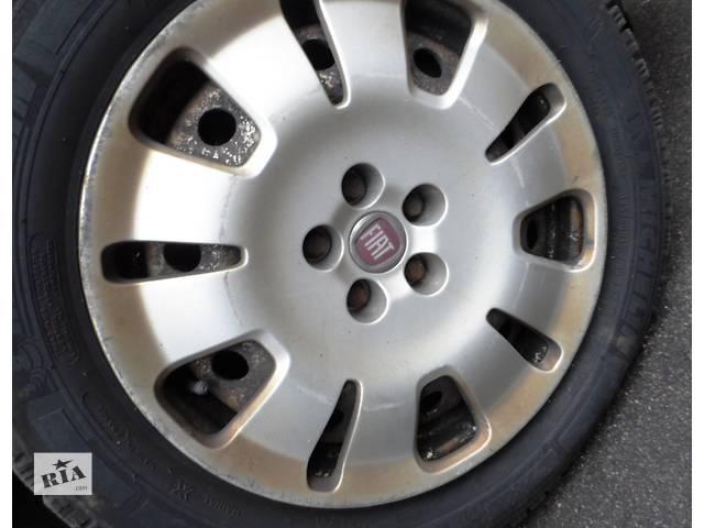 Колпак на диск Фіат Фиат Добло Новый кузов 263 Fiat Doblo Nuovo 263 2009-2014- объявление о продаже  в Ровно