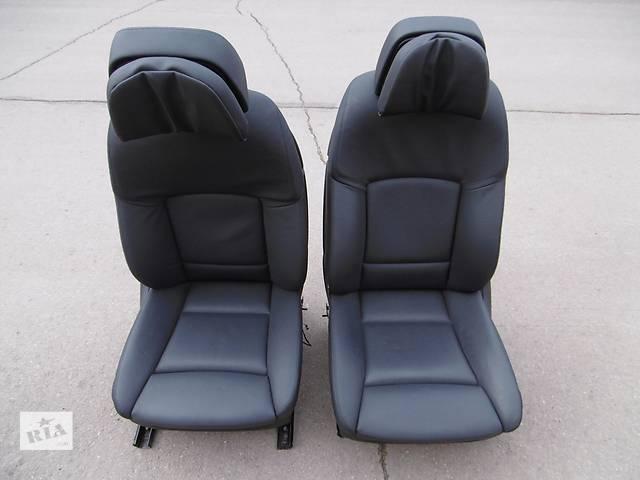 продам Комфортные сиденья 2015 года BMW 5 F10 F11 рестайлинг кожа кожаные салон комфорт комфортный БМВ Ф10  бу в Луцке