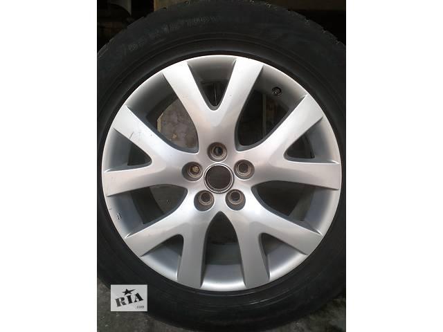 купить бу комплект дисков с резиной Mazda CX-7 в Херсоне