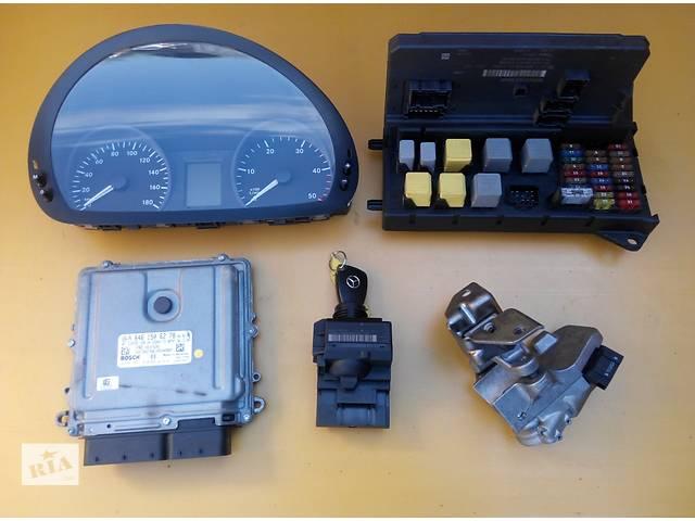 Комплект ЭБУ, блок управления двигателем Mercedes Sprinter 906 903 ( 2.2 3.0 CDi) 215, 313, 315, 415, 218, 318 (2000-12р- объявление о продаже  в Ровно
