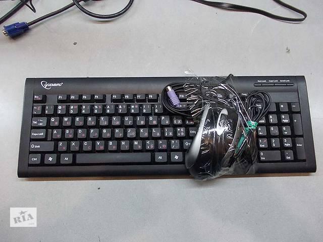 продам Комплект Клавиатура, мышь ps2 бу в Запорожье