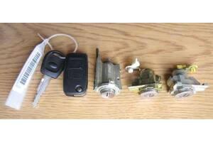 Комплект ключей и личинок оригинал CHERY на ZAZ  FORZA