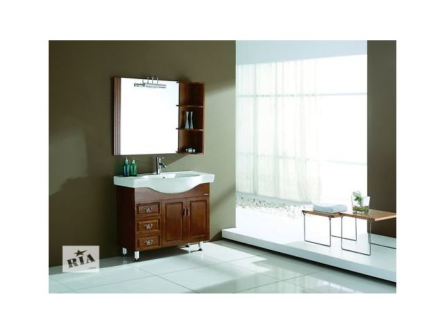 продам Комплект мебели для ванной Golston AB606, 1000х510х820 мм бу в Одессе
