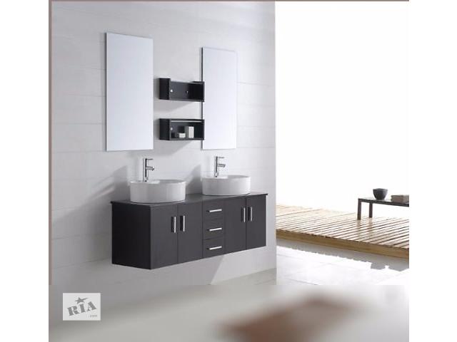 бу Комплект мебели для ванной Golston ES6220, 1500х500х490 мм в Одессе