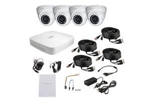 Новые Аналоговые видеокамеры Dahua