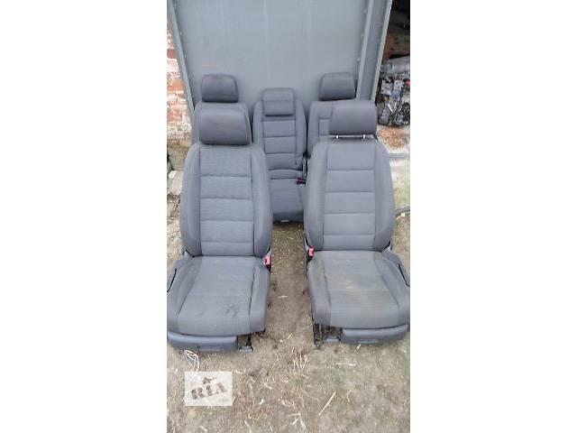 купить бу Компоненти кузова Сидіння Легковий Volkswagen Caddy в Ковелі