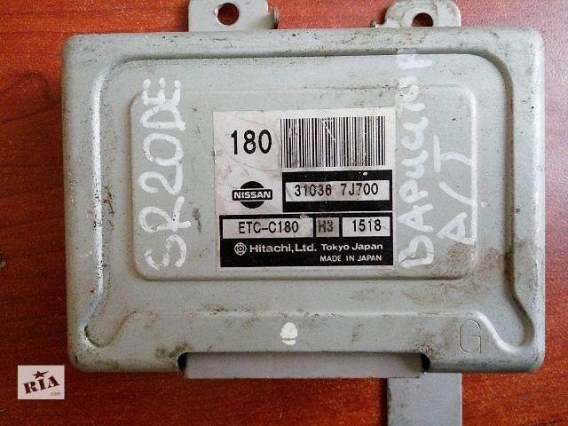 купить бу Компьютер управления двигателем  Nissan Primera  ETC-C180  31036 7J700  SR20DE в Одессе