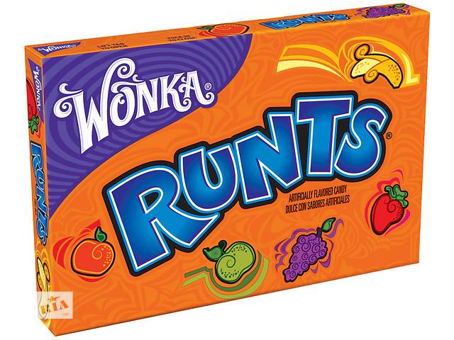 купить бу Конфеты WonkaRunts в Харькове