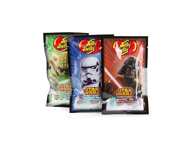 продам Конфеты Звездные Войны Star Wars Jelly Belly 3 шт. бу в Харькове