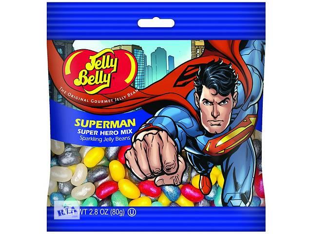продам КонфетыJellyBellySuperHeroMix Супермен бу в Харькове