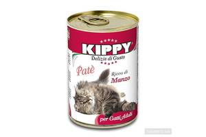 Консервы для котов