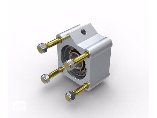 Коробка отбора мощности КОМ PTO ZF-1 Aliminium Single gear- объявление о продаже  в Киеве