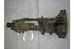 Коробка передач МКПП 2.0 S. GX.5МТ (02-03) не турбо Subaru Impreza (GD-GG) 2000-2007 32000AG290 (1591) TY754VS4AA