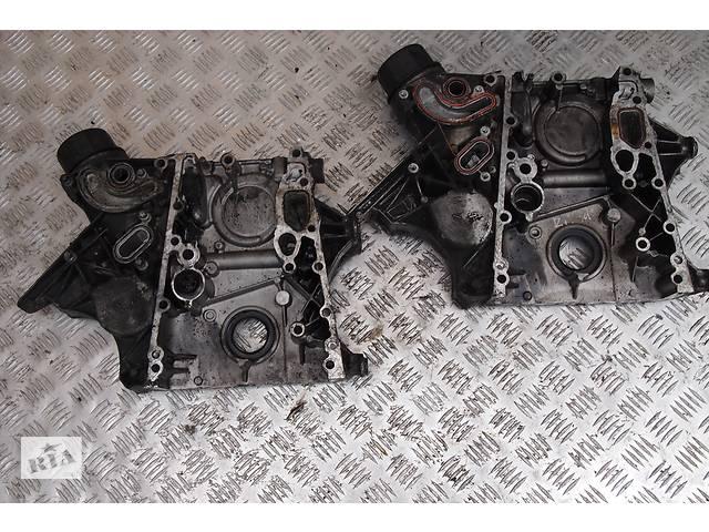 корпус масляного фільтра 2.7сді для Mercedes 316 2004рв на спрінтер2.2сді 2.7сді передня плита мотора не бита гарантія- объявление о продаже  в Чернівцях