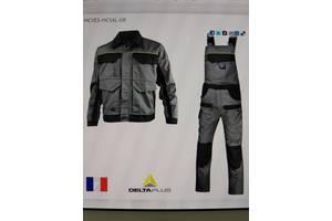 Костюм робочий DELTA PLUS MACH2 Corporate MCVES-MCSAL-GR (Франція)