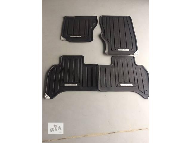 купить бу коврики резиновые оригинальные на Range Rover в Житомире