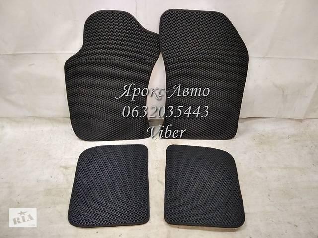 купить бу Коврики в салон для Nissan Maxima A32 '95-00, EVA-полимерные, черные (Kinetic) в Харькове