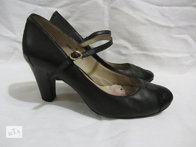продам Кожаные туфли бу в Чернигове