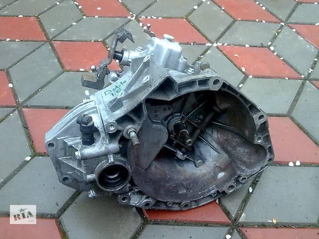 бу  КПП Fiat Doblo 1.2 1.3 1.4 1.6 1.9 2.0 в Ровно