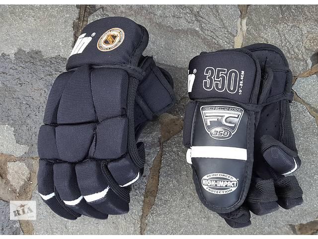 продам Краги (хоккейные перчатки) детские. бу в Коломые