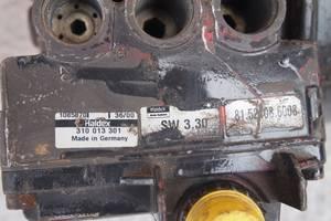 фільтр повітря HALDEX для MAN F 90 блок управління гальмівною системою тип 815233086008 з вологовідділячем  оригінал