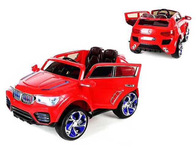 купить бу Детский электромобиль BMV G55 AMG красный в Львове