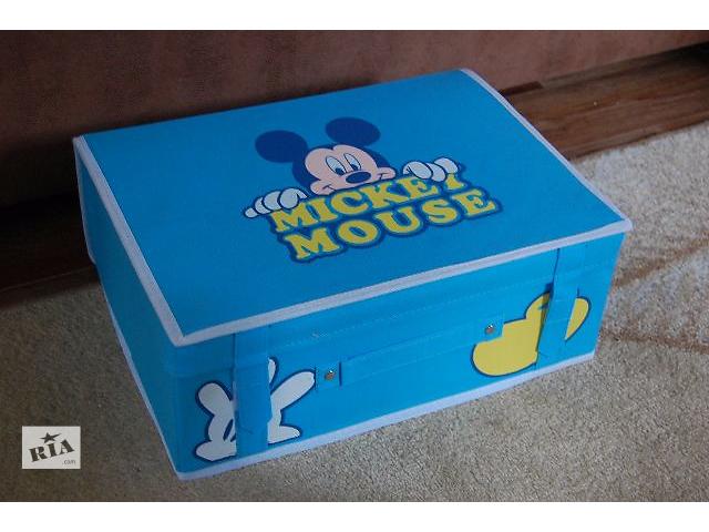 купить бу Красивый ящик для хранения игрушек в Днепре (Днепропетровск)