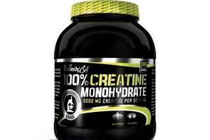 Креатин BioTech 100% Creatine Monohydrate 1 kg