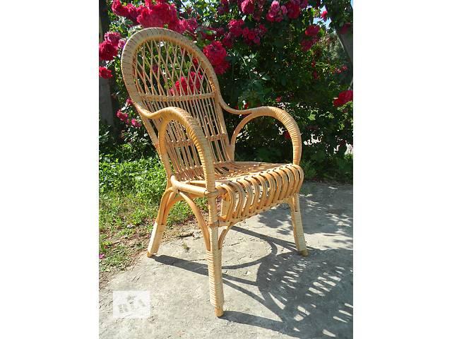 бу Кресла из лозы в Чернигове