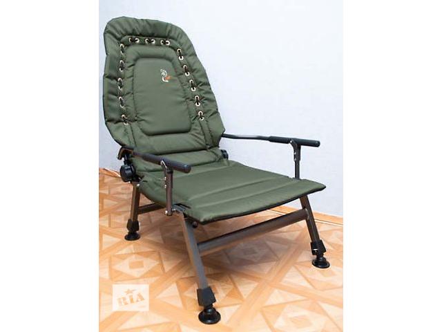 бу Кресло карповое усиленное в Киеве