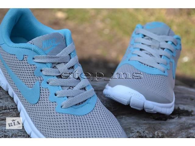 9dd808aac2bf30 купить бу Кросівки Nike жіночі.підліткові в Кремінній (Луганській обл.)