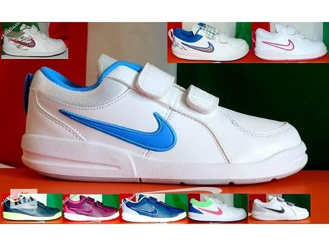 4f80117f продам Кроссовки детские кожаные Nike Pico 4 PSV оригинал из Италии бу в  Киеве
