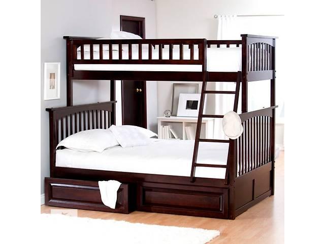 продам Кровать двухьярусная  Жасмин с нижним местом 120см. бу в Киеве