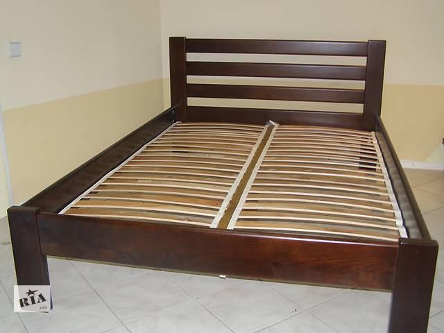 бу Кровать деревянная Рената в Черкассах