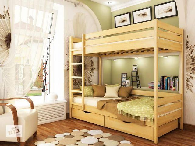 купить бу Кровать двухъярусная Дуэт в Днепре (Днепропетровск)