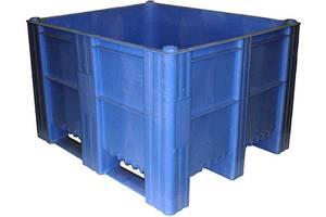 Крупногабаритные пластиковые контейнера Dolav