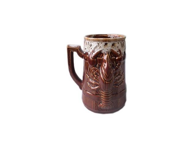 Кружка для пива глина, керамика- объявление о продаже  в Черноморске (Ильичевск)