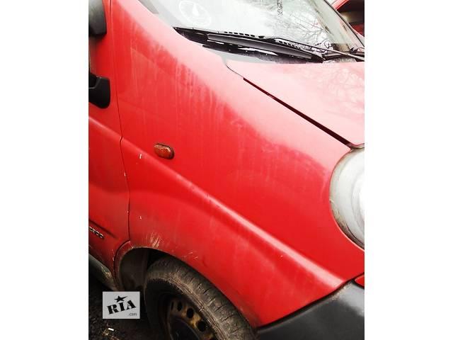 бу Крыло крило переднее левое, переднє ліве Renault Trafic Рено Трафик Opel Vivaro Опель Виваро Nissan Primastar в Ровно