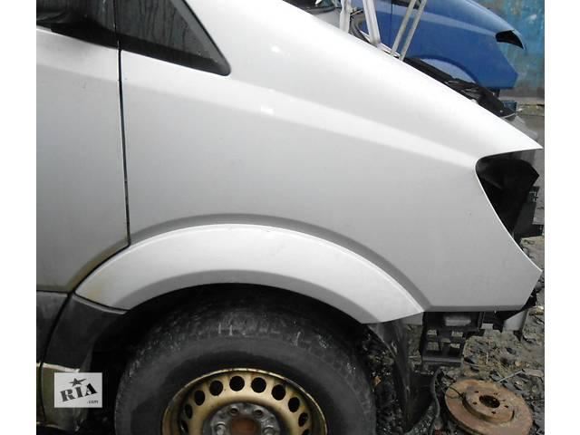 Крыло переднее правое левое Mercedes Sprinter 906 903 ( 2.2 3.0 CDi) 215, 313, 315, 415, 218, 318 (2000-12р)- объявление о продаже  в Ровно