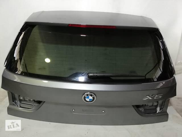 купить бу Крышка багажника для BMW X5 F15 2013-2019 в Киеве