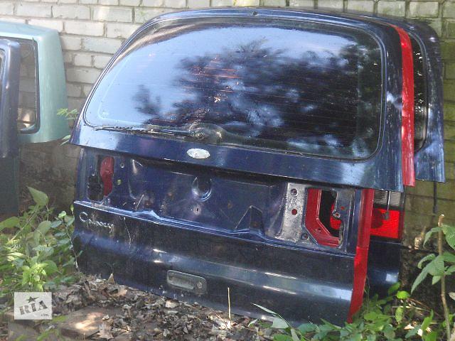 бу крышка багажника для Ford Galaxy, 1996 в Львове