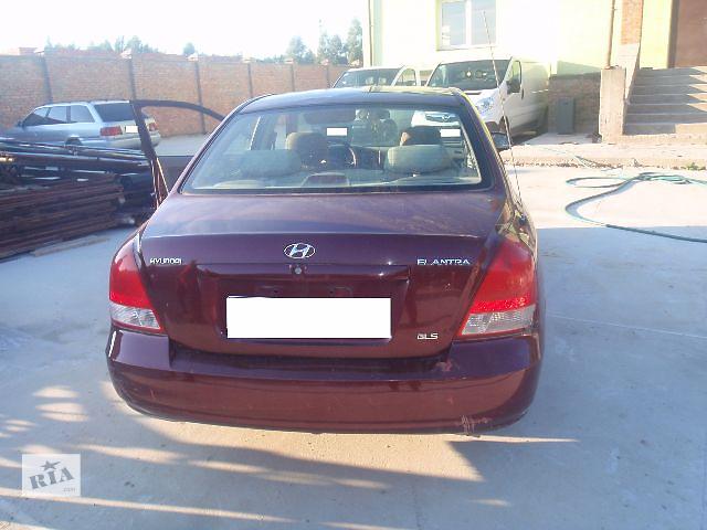 купить бу крышка багажника для Hyundai Elantra, 2004 в Львове