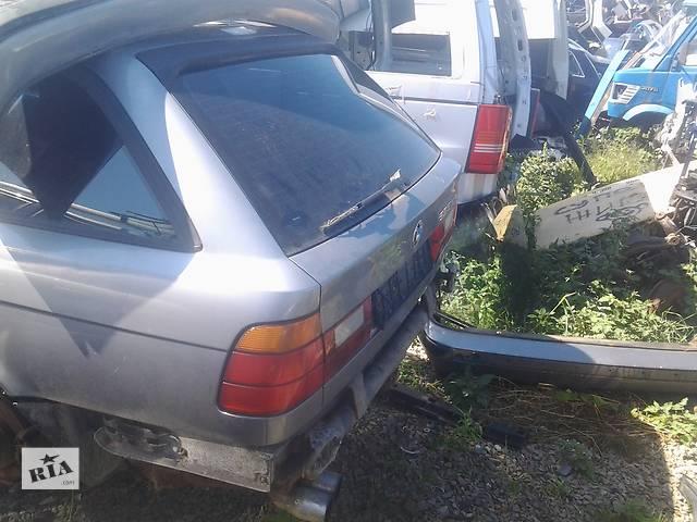 продам  Крышка багажника для легкового авто BMW 5 Series (все) бу в Ужгороде