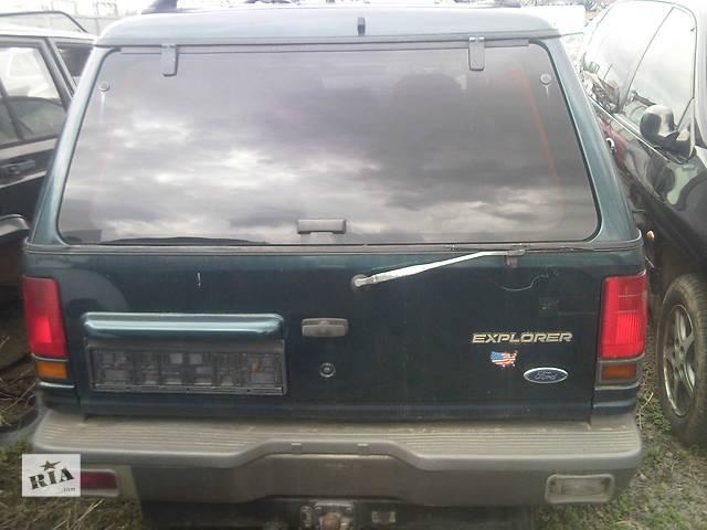 бу  Крышка багажника для легкового авто Ford Explorer в Ужгороде